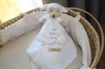 The Lord is my Shepherd - Psalm 23 - play doll