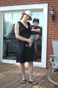Sammy and Mommy