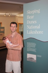 Sleeping Bear Dunes National Lakeshore visitors center